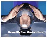 cognos content store demystified