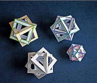 origami geometric designs