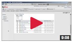 cognos data lineage demo video