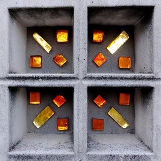blocks in quadrants