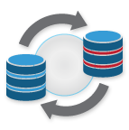 cognos database dependecy icon