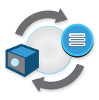 icon cognos object dependency