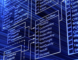 data profile cognos content store
