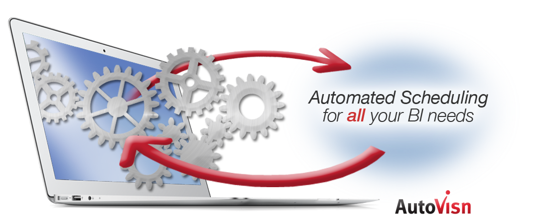 autovisn cognos scheduling ensures your unique needs are met