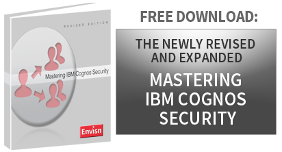 free download - mastering ibm cognos security newly revised