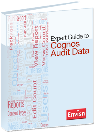 cognos audit data guide ebook