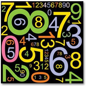 numbers in cognos audit data